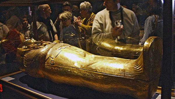 У гробниці Тутанхамона знайшли дві приховані кімнати