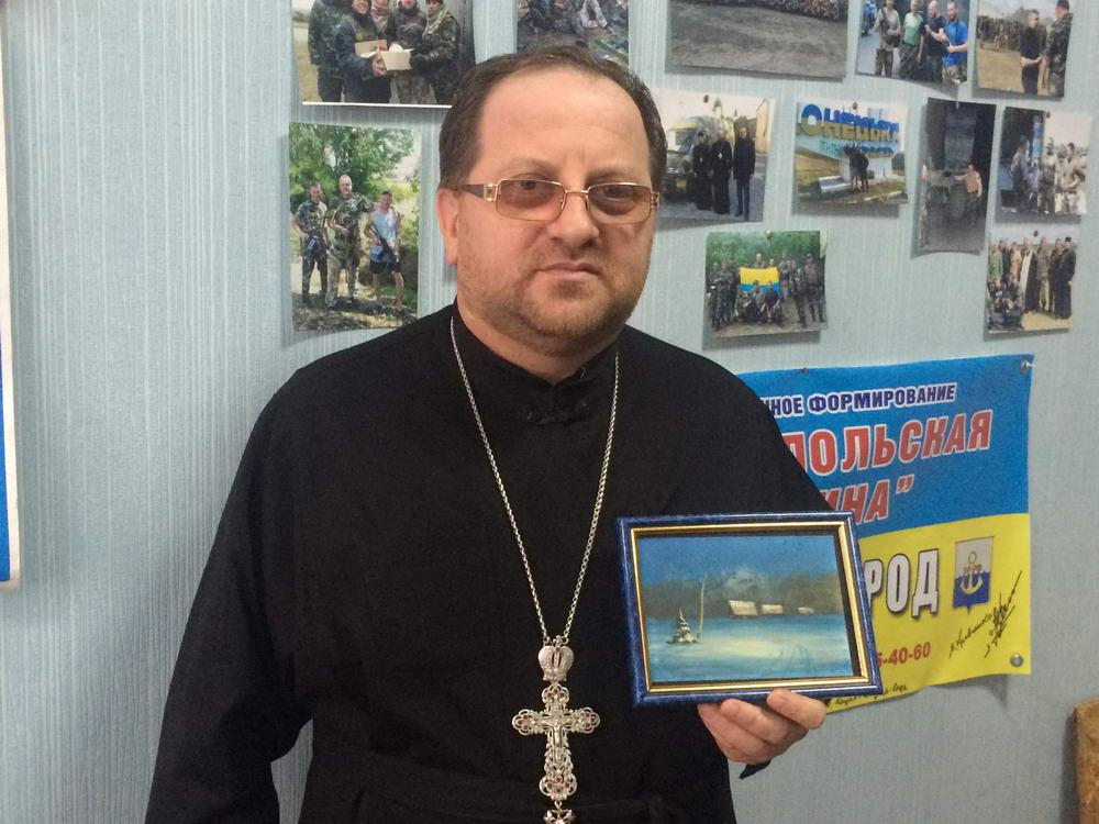 Капелан Ігор Бігун: священики вже давно довели, що можуть служити в армії