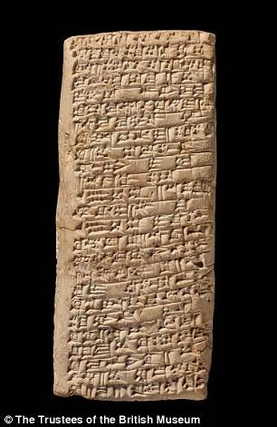 Учені розшифрували книгу скарг, якій понад 3700 років