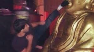 Суд заарештував дагестанського борця, який осквернив буддистський храм