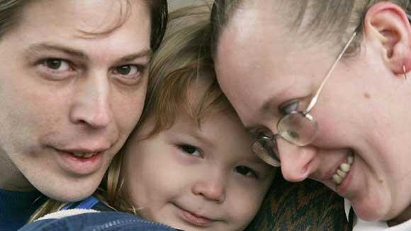 Американець, який назвав сина Гітлером, поскаржився, що в нього забрали дітей