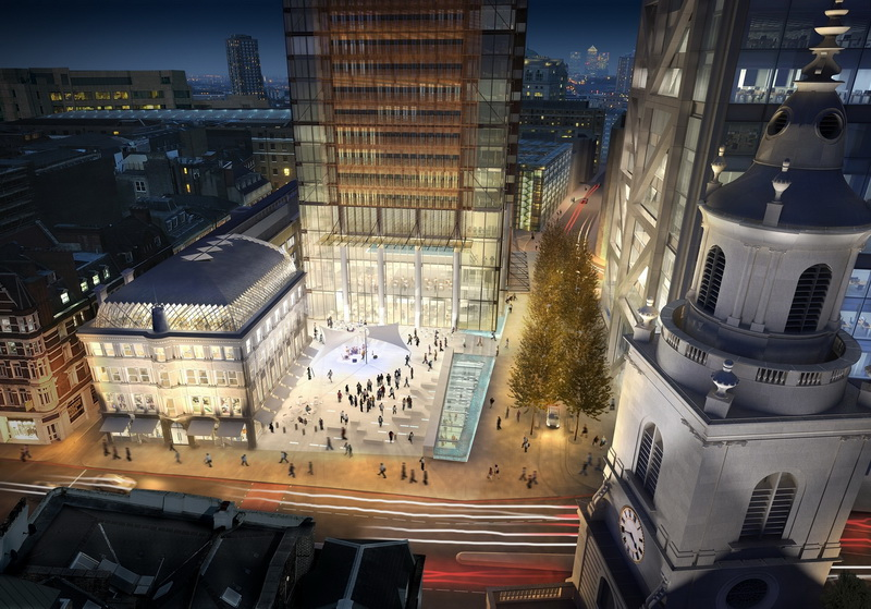 У Лондоні планують побудувати дерев'яний хмарочос