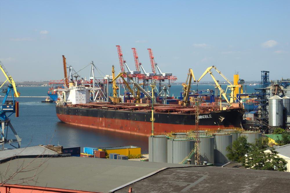 Україно-швейцарська компанія Risoil S.A.привела в Одеський Чорноморський порт  більше 70 мільйонів інвестицій