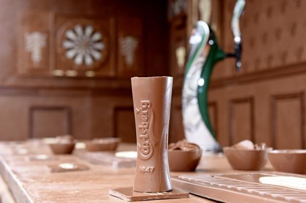 У Лондоні побудували паб із шоколаду (фото)