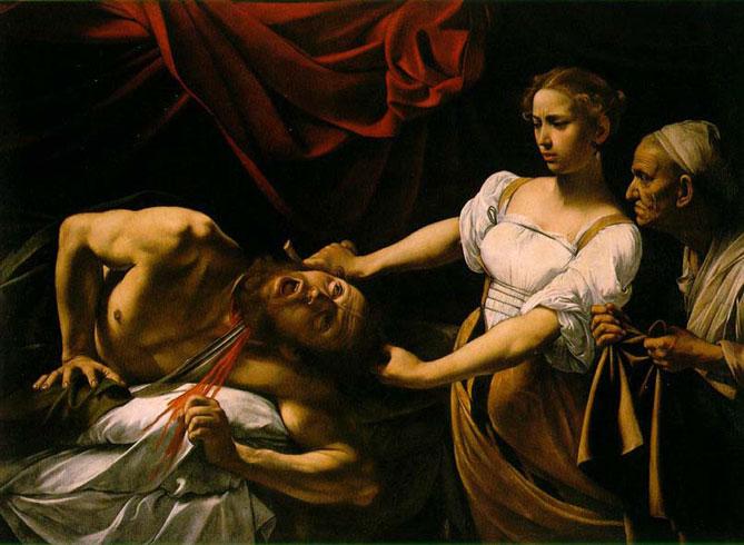 """Експерти підтвердили справжність знайденої неймовірним чином картини Караваджо """"Юдіф і Олоферн"""""""