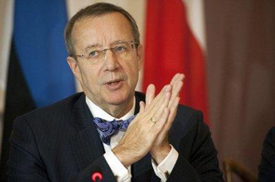 Президент Естонії виступить діджеєм у фінському нічному клубі