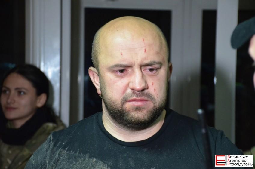 Резонансна справа із затримання міліціонера Волошина сьогодні набирає цікавих оборотів