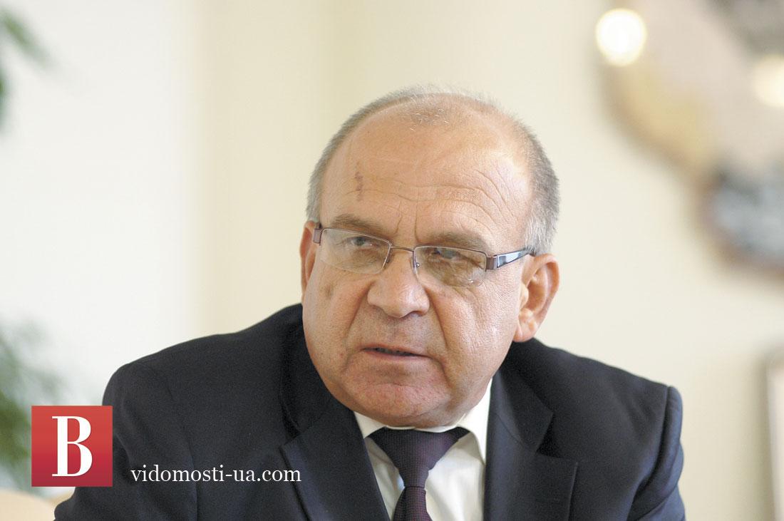 Володимир Гунчик не збирається залишати свою посаду