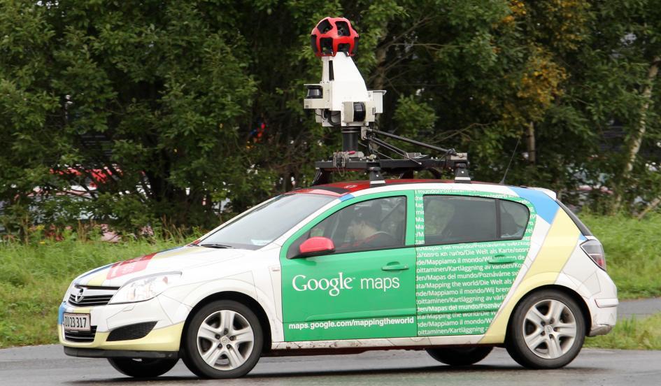 У Фінляндії Google-автомобіль до смерті налякав коня