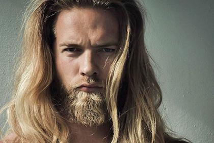Норвезький лейтенант із зовнішністю вікінга підкорив Instagram