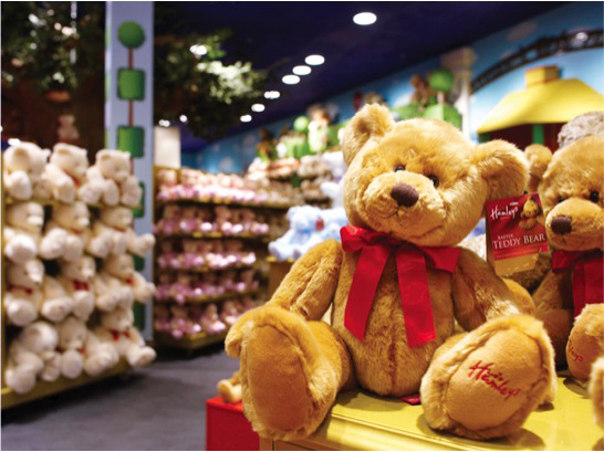 Восьмирічні злодії пограбували німецький магазин іграшок