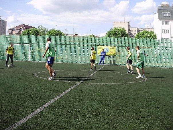 У Луцьку відбудеться чемпіонат з дворового футболу
