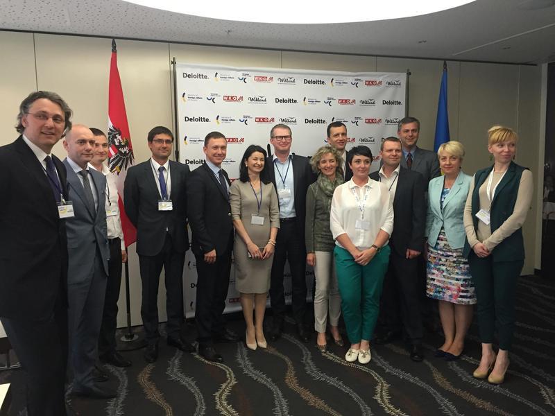 Австрійський бізнес зацікавився українською кондитеркою