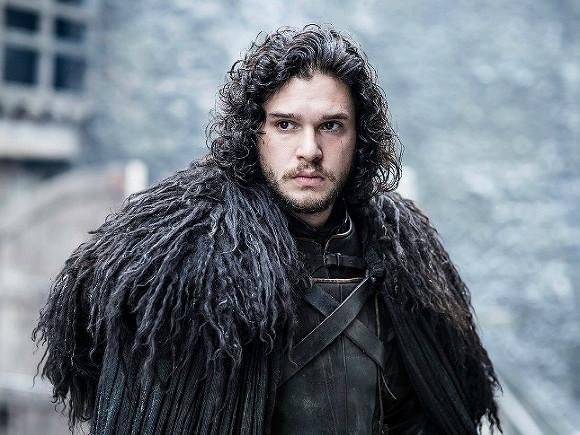 У чоловіків увійшли в моду зачіски в стилі героя серіалу «Гра престолів» Джона Сноу