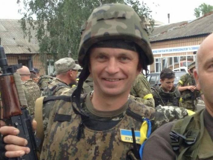 Волинського героя Романа Луцюка нагороджено Орденом «За мужність» ІІІ ступеня посмертно