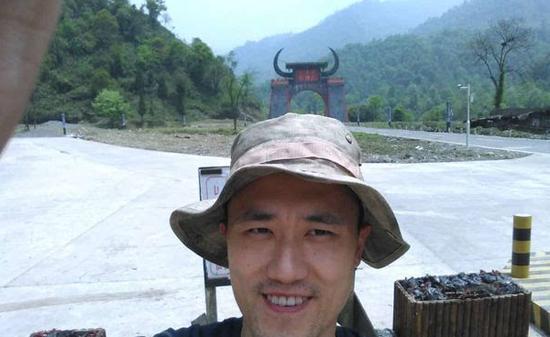 Китайський турист 17 днів блукав в аномальній зоні