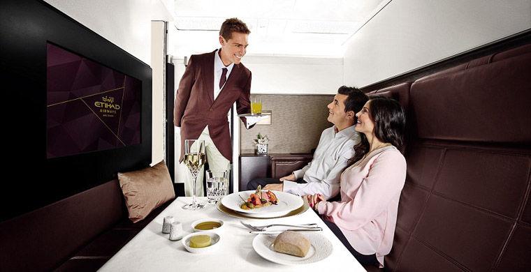 Авіакомпанія Etihad Airways запустила в продаж найдорожчий авіаквиток у світі