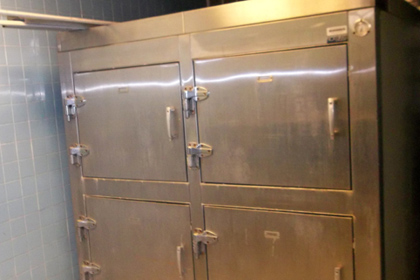 У США жінка купила дешевий холодильник із трупом усередині