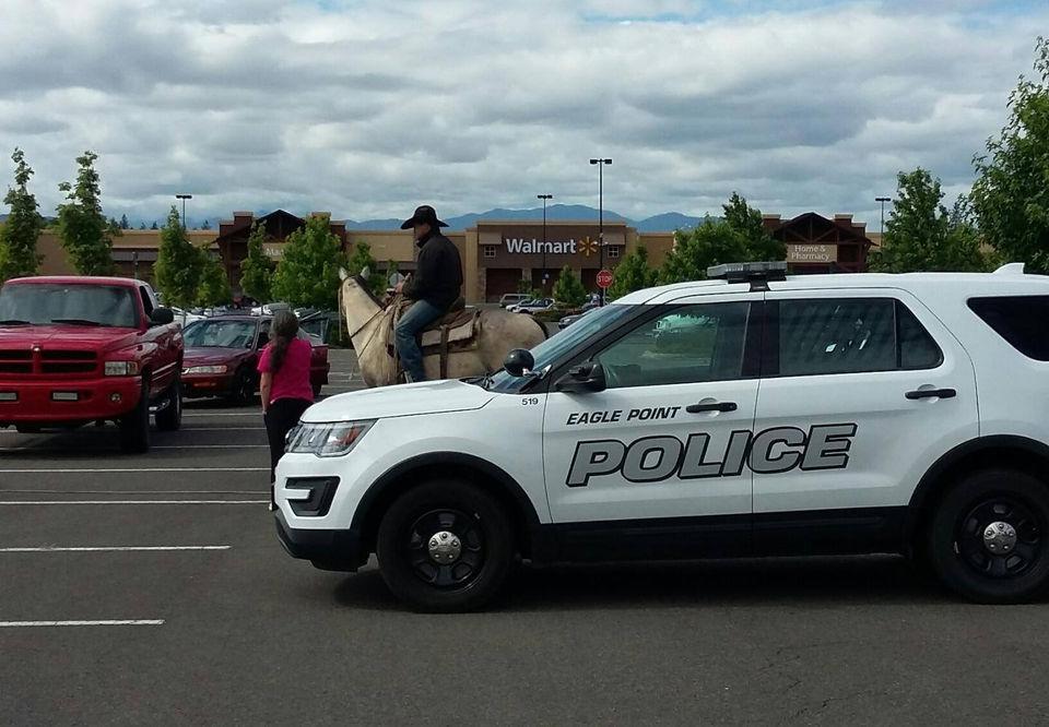 Американський ковбой спіймав крадія велосипедів за допомогою ласо