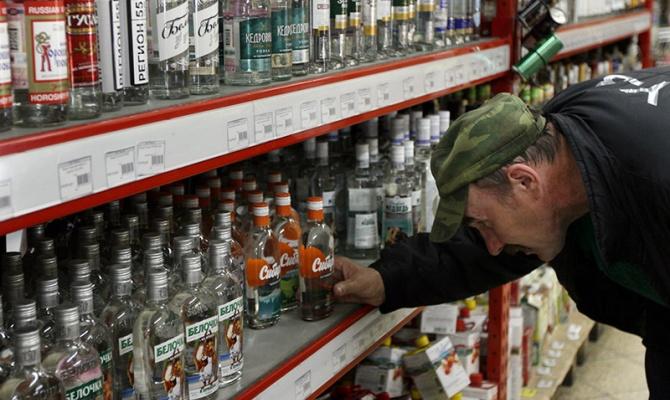 В Україні планують збільшити мінімальні ціни на алкоголь