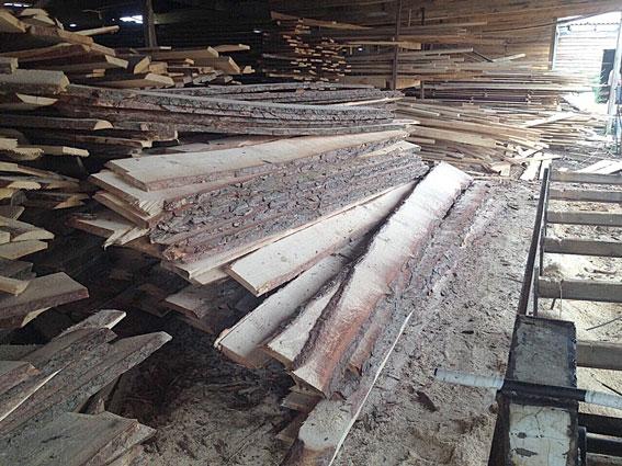 У Старовижівському районі вилучено лісопродукції на півмільйона гривень (фото)