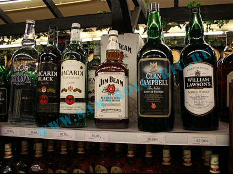 Як зростуть ціни на алкоголь