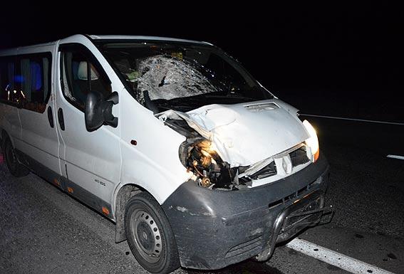 На Волині на вихідні у ДТП загинуло троє людей