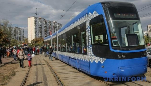 Польський концерн «Pesa» з Бидґощі поставить до столиці України 10 сучасних трамваїв