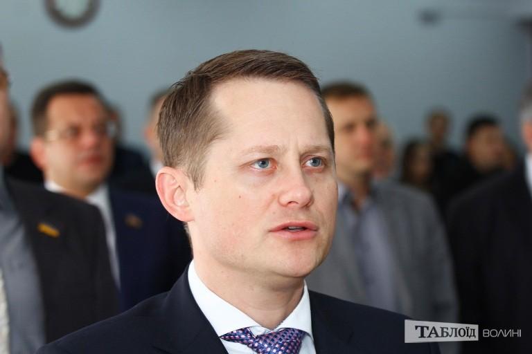 Луцький депутат Андрій Козюра переконаний, що на нього звели банальний наклеп