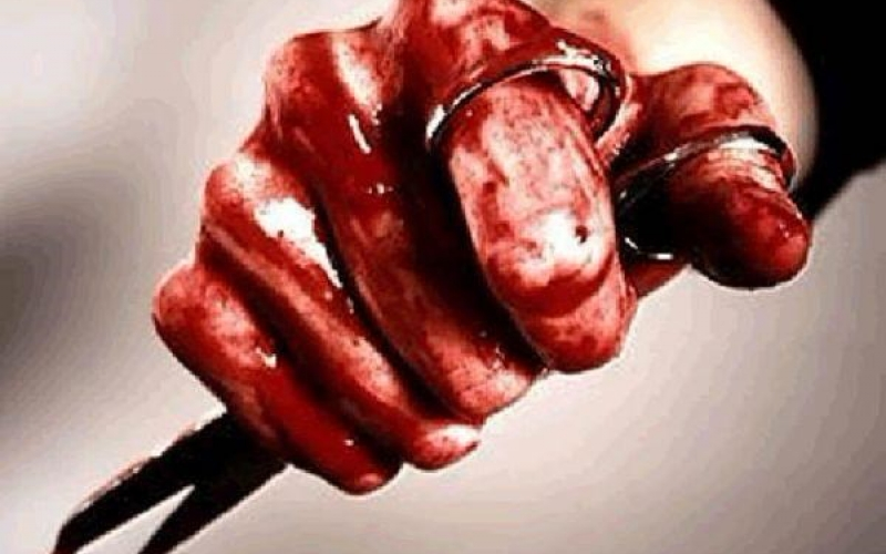 Лучанин ледь не вбив знайомого ножницями