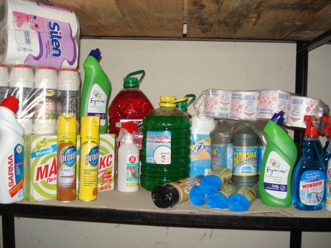 Для луцьких шкіл закупили миючих засобів на 200 тисяч