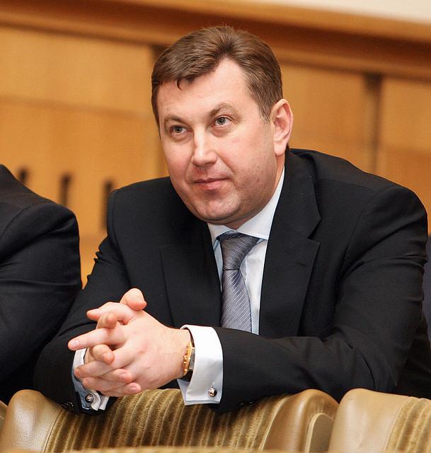 Екс-губернатор Волині Володимир Бондар у переліку осіб на посаду заступника голови Держлісагентства