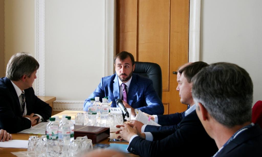 Сергій Рибалка: Бюджет-2017 збільшує фіскальне навантаження на економіку