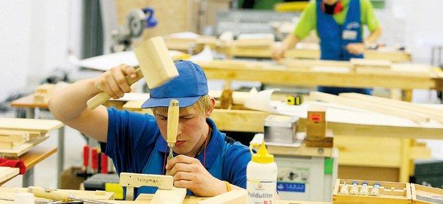 На 2017 рік передбачено 1,6 млрд грн на підтримку роботи професійно-технічних училищ