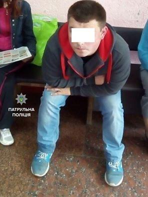 У Луцьку затримано підозрюваного в крадіжці інструментів