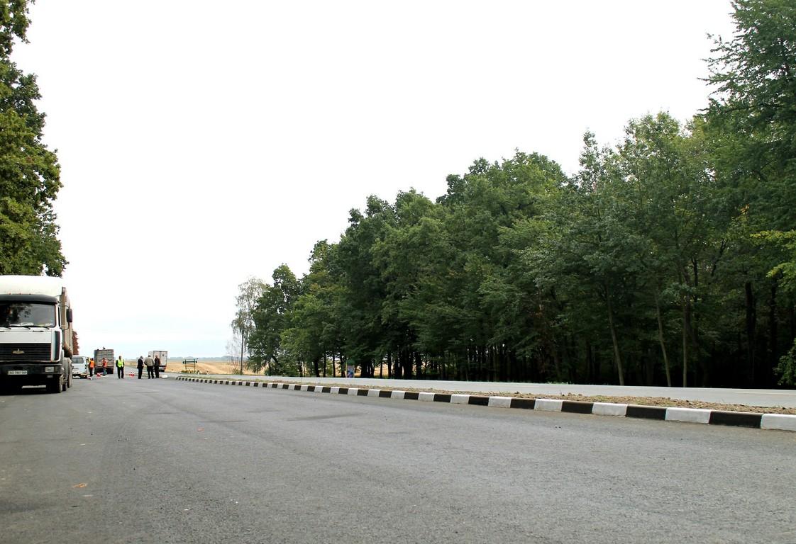 Київський гість пообіцяв Волині 200 млн на завершення дороги Луцьк-Львів