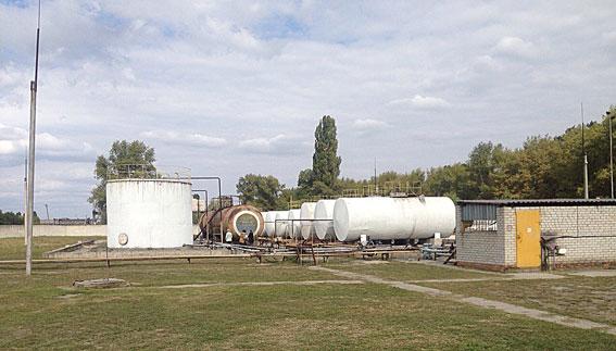На Кіровоградщині викрито потужне виробництво фальсифікованих нафтопродуктів