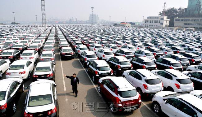 Індія витіснила Південну Корею з пятірки найбільших автовиробників