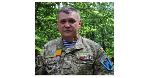 Волинянин-айдарівець Олег Твердохліб, хворий на рак, потребує допомоги