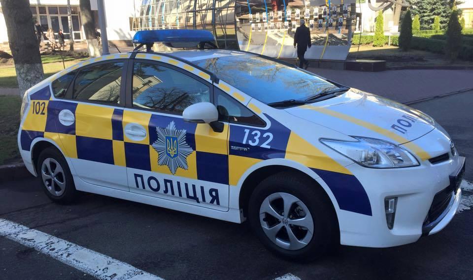 Польська поліція їздить на авто за 0,5 млн грн., а українська -  за 1,5 млн грн