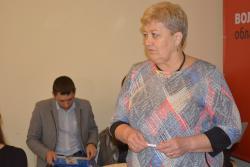 Онкодиспансер Волині очолить заступник головного лікаря з медичної частини Людмила Бубенова