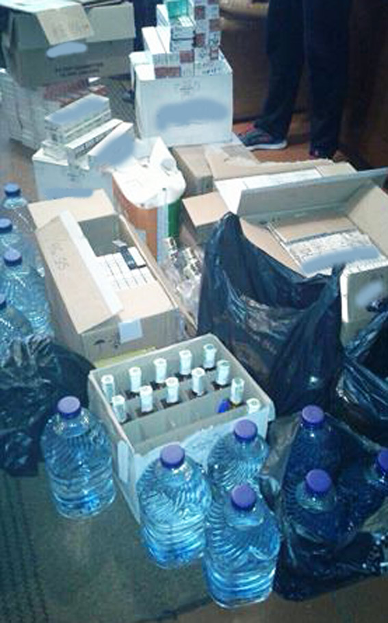 У 51-річної жительки Володимира-Волинського виявили контрафакт на 300 тисяч гривень