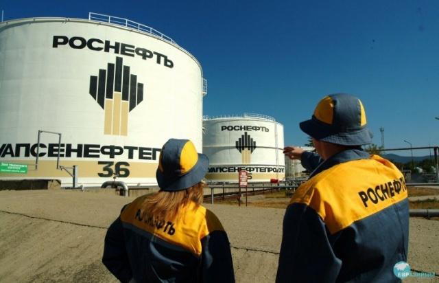 """Найбільша російська нафтова компанія """"Роснефть"""" не збирається обмежувати видобуток нафти"""