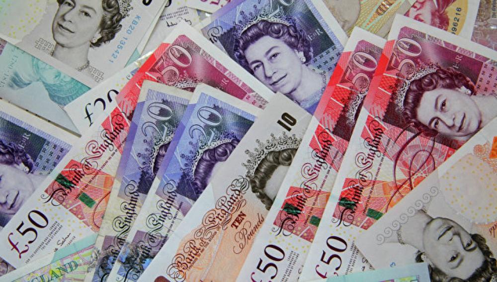 Курс фунта стерлінгів впав до мінімуму за останні 168 років