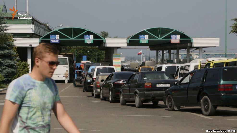 Волинська митниця ДФС планує впорядкувати переміщення авто в рамках малого прикордонного руху