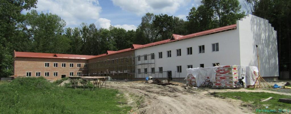 На Волині на 3,5 мільйона гривень оштрафовано субєкти будівництва