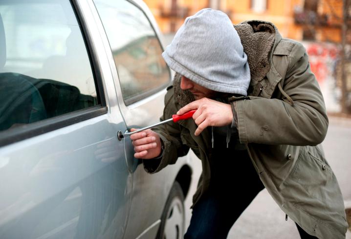 У Луцьку спіймали крадія автомобіля