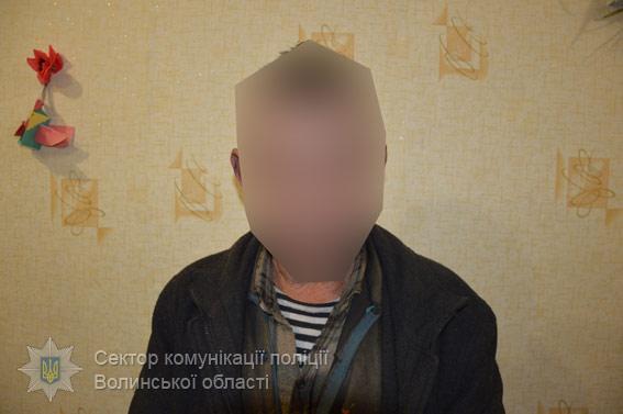 У Луцькому районі чоловік до смерті побив співмешканку