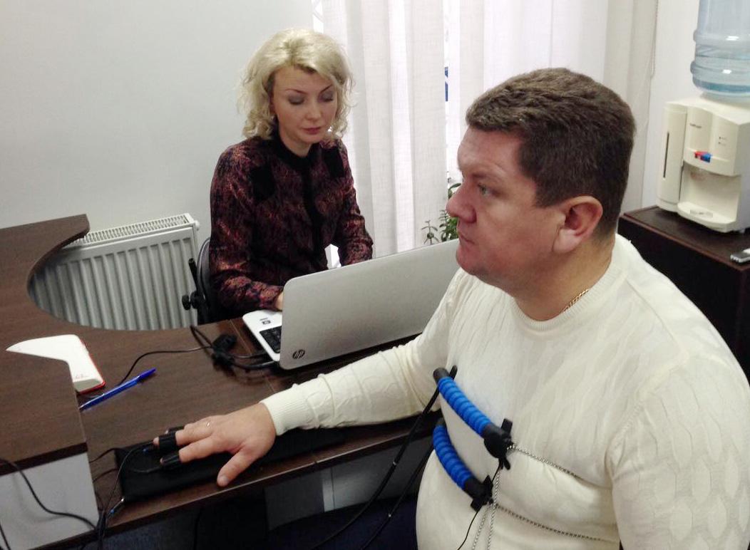Волинський депутат пройшов «детектор брехні»