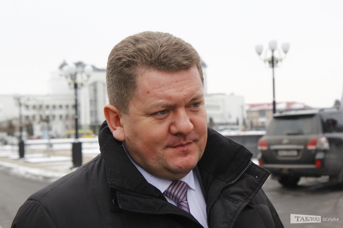Депутат Імберовський відкатів не бере